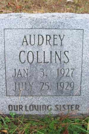 COLLINS, AUDREY - Randolph County, Arkansas | AUDREY COLLINS - Arkansas Gravestone Photos