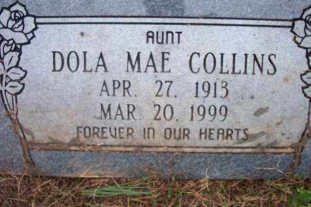 COLLINS, DOLA MAE - Randolph County, Arkansas | DOLA MAE COLLINS - Arkansas Gravestone Photos