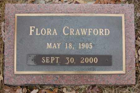 CRAWFORD, FLORA - Randolph County, Arkansas | FLORA CRAWFORD - Arkansas Gravestone Photos