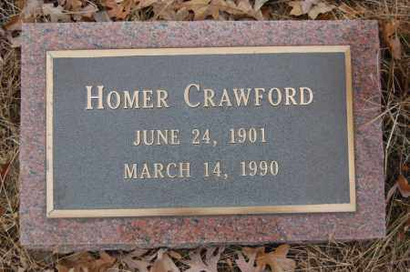 CRAWFORD, HOMER - Randolph County, Arkansas | HOMER CRAWFORD - Arkansas Gravestone Photos