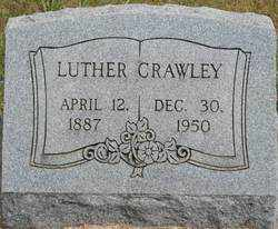 CRAWLEY, ROBERT LUTHER - Randolph County, Arkansas | ROBERT LUTHER CRAWLEY - Arkansas Gravestone Photos