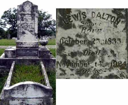 DALTON, SR., LEWIS - Randolph County, Arkansas | LEWIS DALTON, SR. - Arkansas Gravestone Photos