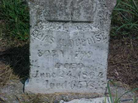 DUBOISE, ELIAS H. - Randolph County, Arkansas   ELIAS H. DUBOISE - Arkansas Gravestone Photos