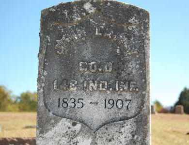 EARLY, JOHN - Randolph County, Arkansas | JOHN EARLY - Arkansas Gravestone Photos