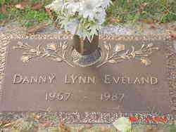EVELAND, DANNY LYNN - Randolph County, Arkansas | DANNY LYNN EVELAND - Arkansas Gravestone Photos