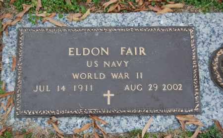 FAIR (VETERAN WWII), ELDON - Randolph County, Arkansas | ELDON FAIR (VETERAN WWII) - Arkansas Gravestone Photos