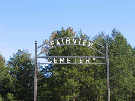 *FAIRVIEW CEMETERY ENTRANCE,  - Randolph County, Arkansas |  *FAIRVIEW CEMETERY ENTRANCE - Arkansas Gravestone Photos