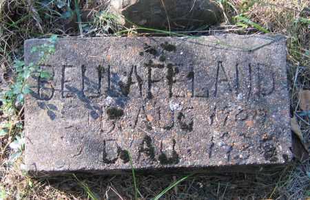 HAWKINS FELAND, BEULAH - Randolph County, Arkansas | BEULAH HAWKINS FELAND - Arkansas Gravestone Photos