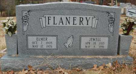 FLANERY, JEWELL - Randolph County, Arkansas | JEWELL FLANERY - Arkansas Gravestone Photos