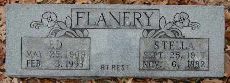 FLANERY, STELLA - Randolph County, Arkansas | STELLA FLANERY - Arkansas Gravestone Photos