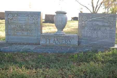 FLANERY, JAMES E. - Randolph County, Arkansas | JAMES E. FLANERY - Arkansas Gravestone Photos