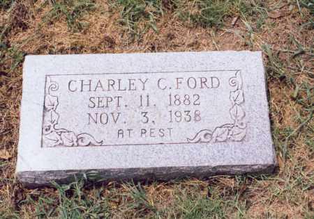 FORD, CHARLEY C. - Randolph County, Arkansas | CHARLEY C. FORD - Arkansas Gravestone Photos