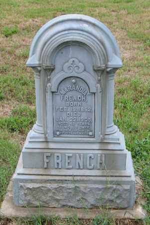 FRENCH, MARANDIA - Randolph County, Arkansas | MARANDIA FRENCH - Arkansas Gravestone Photos