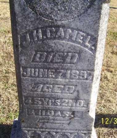 "GAMEL, JOSEPH HUSTON ""J. H."" - Randolph County, Arkansas | JOSEPH HUSTON ""J. H."" GAMEL - Arkansas Gravestone Photos"