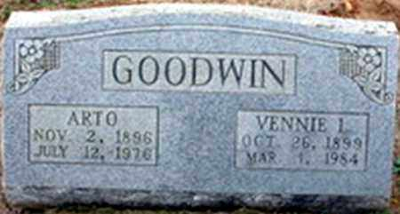 GOODWIN, ARTO - Randolph County, Arkansas | ARTO GOODWIN - Arkansas Gravestone Photos