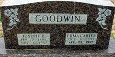 GOODWIN, ERMA CARTER - Randolph County, Arkansas | ERMA CARTER GOODWIN - Arkansas Gravestone Photos