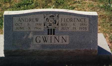 GWINN, FLORENCE EMMA - Randolph County, Arkansas | FLORENCE EMMA GWINN - Arkansas Gravestone Photos