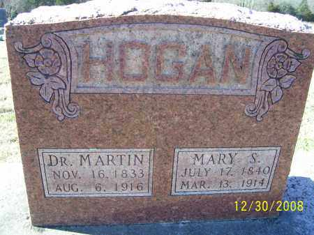 HOGAN, MARY S. - Randolph County, Arkansas | MARY S. HOGAN - Arkansas Gravestone Photos