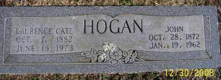 HOGAN, LAURENCE CATE - Randolph County, Arkansas | LAURENCE CATE HOGAN - Arkansas Gravestone Photos