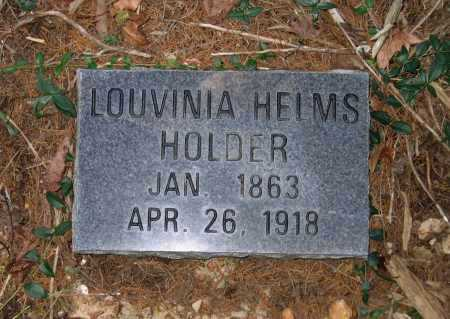 HOLDER, LOUVINIA - Randolph County, Arkansas | LOUVINIA HOLDER - Arkansas Gravestone Photos