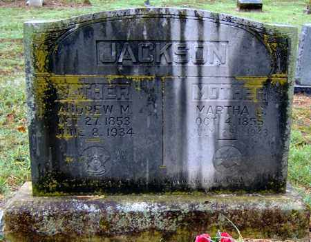 BROWN JACKSON, MARTHA CATHERINE - Randolph County, Arkansas | MARTHA CATHERINE BROWN JACKSON - Arkansas Gravestone Photos