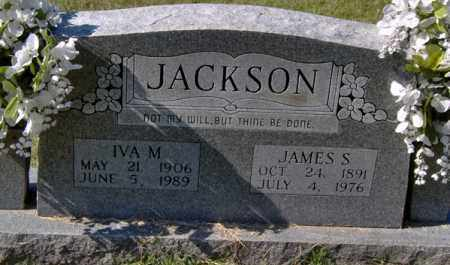 JACKSON, JAMES SCHNABAUM - Randolph County, Arkansas | JAMES SCHNABAUM JACKSON - Arkansas Gravestone Photos