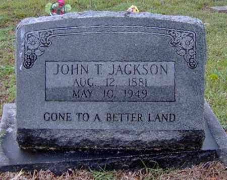 JACKSON, JOHN THOMAS - Randolph County, Arkansas | JOHN THOMAS JACKSON - Arkansas Gravestone Photos