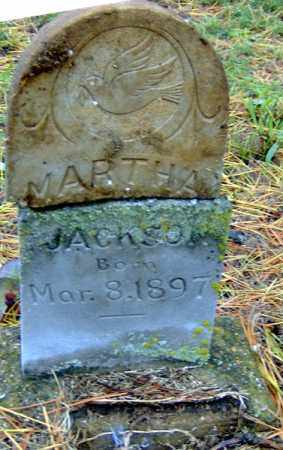 JACKSON, MARTHA - Randolph County, Arkansas | MARTHA JACKSON - Arkansas Gravestone Photos