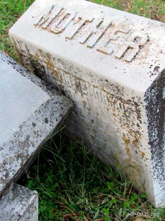 MORRIS JACKSON, MARTHA SUSANNAH - Randolph County, Arkansas | MARTHA SUSANNAH MORRIS JACKSON - Arkansas Gravestone Photos