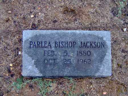 BISHOP JACKSON, PARLEA - Randolph County, Arkansas | PARLEA BISHOP JACKSON - Arkansas Gravestone Photos