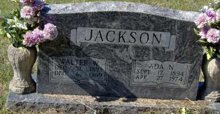 TYLER JACKSON, ADA N - Randolph County, Arkansas | ADA N TYLER JACKSON - Arkansas Gravestone Photos