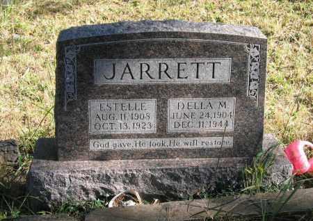 JARRETT, DELLA M. - Randolph County, Arkansas | DELLA M. JARRETT - Arkansas Gravestone Photos