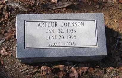 JOHNSON, ARTHUR - Randolph County, Arkansas | ARTHUR JOHNSON - Arkansas Gravestone Photos