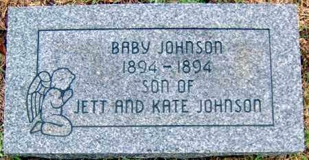 JOHNSON, BABY - Randolph County, Arkansas | BABY JOHNSON - Arkansas Gravestone Photos