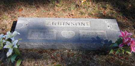 HARDIN JOHNSON, MAUDIE - Randolph County, Arkansas | MAUDIE HARDIN JOHNSON - Arkansas Gravestone Photos