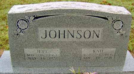 "JOHNSON, JESSE MORGAN ""JETT"" - Randolph County, Arkansas 