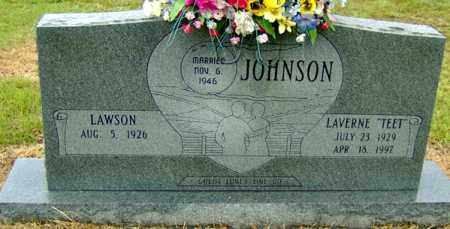 JOHNSON, LAWSON - Randolph County, Arkansas | LAWSON JOHNSON - Arkansas Gravestone Photos