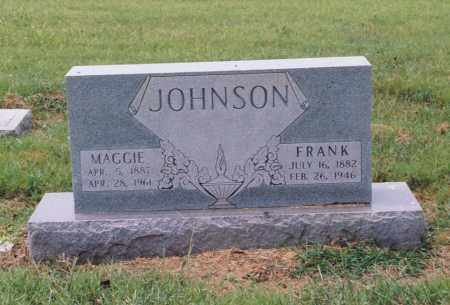 RATCLIFF JOHNSON, MAGGIE - Randolph County, Arkansas | MAGGIE RATCLIFF JOHNSON - Arkansas Gravestone Photos