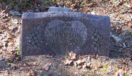 JOHNSON, RICHARD - Randolph County, Arkansas | RICHARD JOHNSON - Arkansas Gravestone Photos