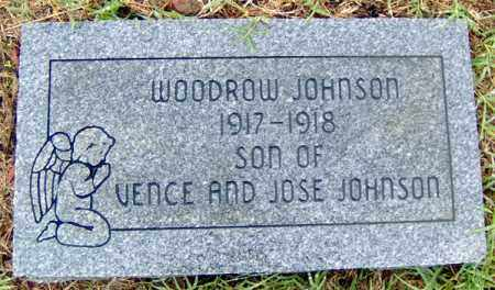 JOHNSON, WOODROW - Randolph County, Arkansas | WOODROW JOHNSON - Arkansas Gravestone Photos