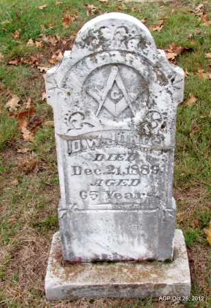 JONES, DAVID W - Randolph County, Arkansas   DAVID W JONES - Arkansas Gravestone Photos