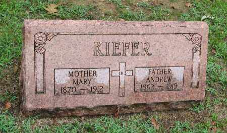 SCHREMMER KIEFER, MARY - Randolph County, Arkansas | MARY SCHREMMER KIEFER - Arkansas Gravestone Photos