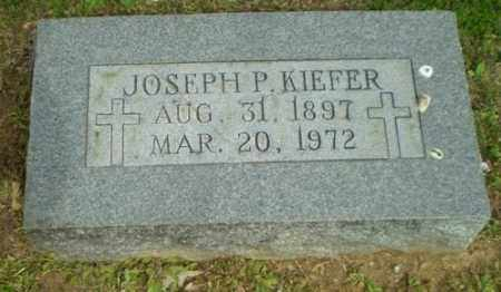 KIEFER, JOSEPH P. - Randolph County, Arkansas | JOSEPH P. KIEFER - Arkansas Gravestone Photos