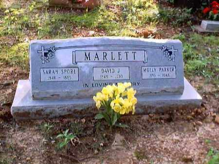 "MARLETT, MARY E. ""MOLLY"" - Randolph County, Arkansas 