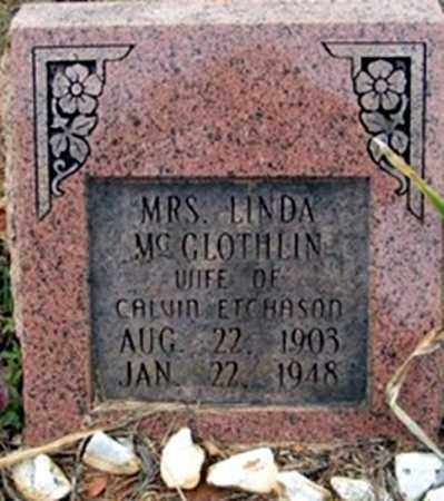 MC GLOTHLIN, LINDA - Randolph County, Arkansas | LINDA MC GLOTHLIN - Arkansas Gravestone Photos