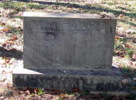 MCCARROLL, ELLEN NARCISSA - Randolph County, Arkansas | ELLEN NARCISSA MCCARROLL - Arkansas Gravestone Photos