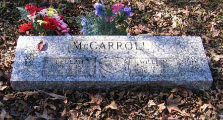 MCCARROLL, WILLIAM - Randolph County, Arkansas | WILLIAM MCCARROLL - Arkansas Gravestone Photos