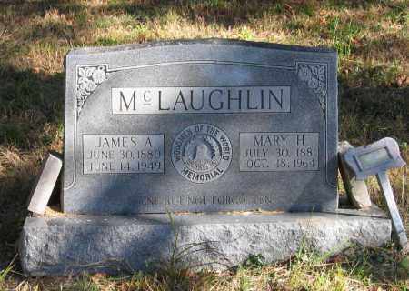 HATCHER MCLAUGHLIN, MARY L. - Randolph County, Arkansas | MARY L. HATCHER MCLAUGHLIN - Arkansas Gravestone Photos