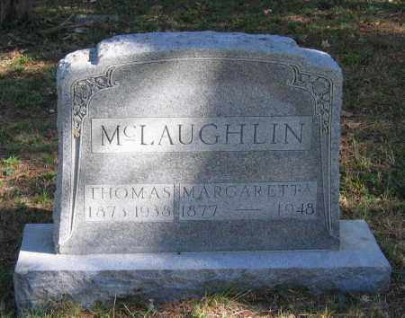 BRIDGES MCLAUGHLIN, MARGARETTA - Randolph County, Arkansas | MARGARETTA BRIDGES MCLAUGHLIN - Arkansas Gravestone Photos
