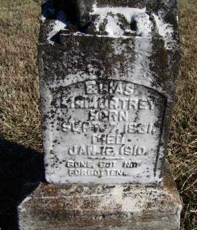 MCMORTREY, ELIAS - Randolph County, Arkansas | ELIAS MCMORTREY - Arkansas Gravestone Photos